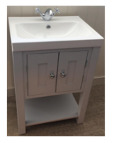 Combination Washstand