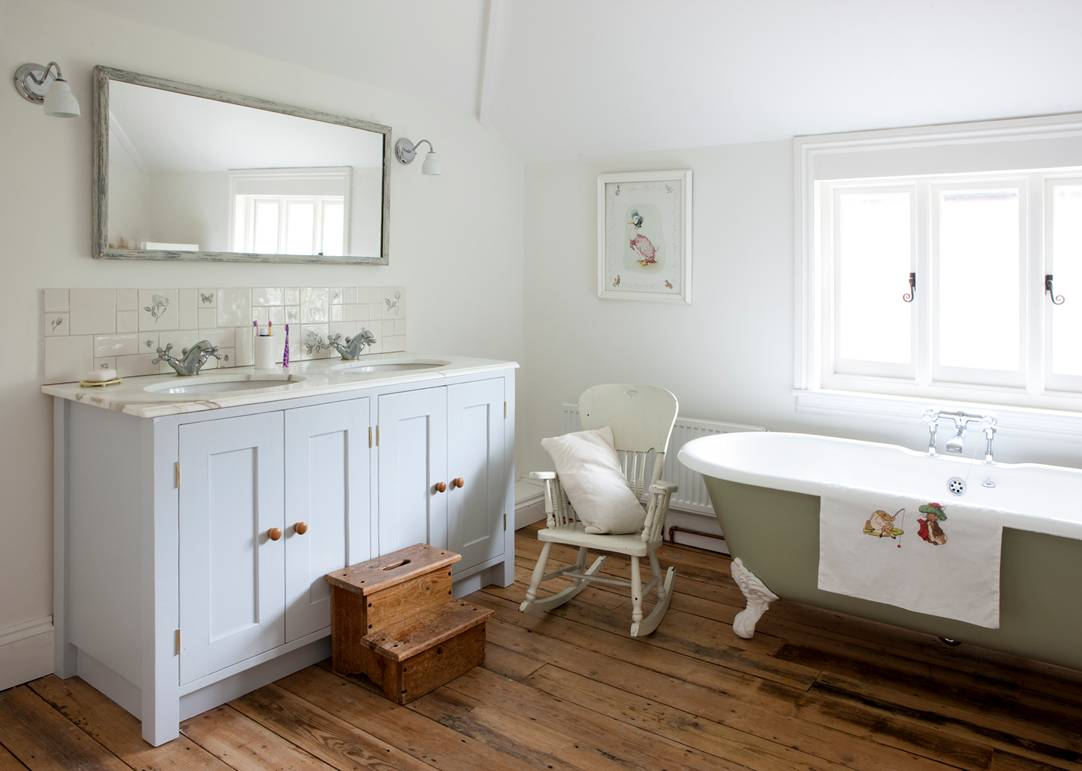 Bespoke Bathroom Furniture