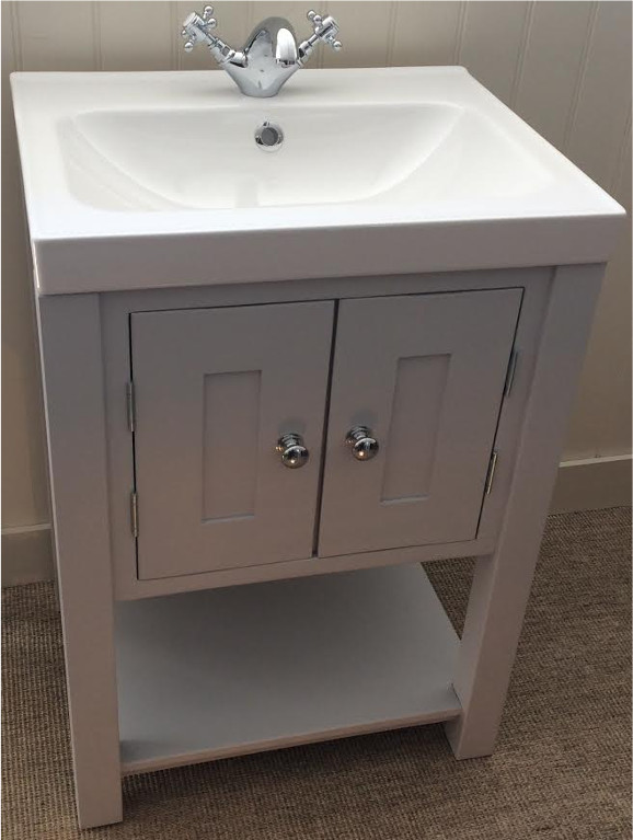 Combination Vanity Units For Small Bathrooms: Bathroom Vanity Cabinet With Countertop And Bowl Sink